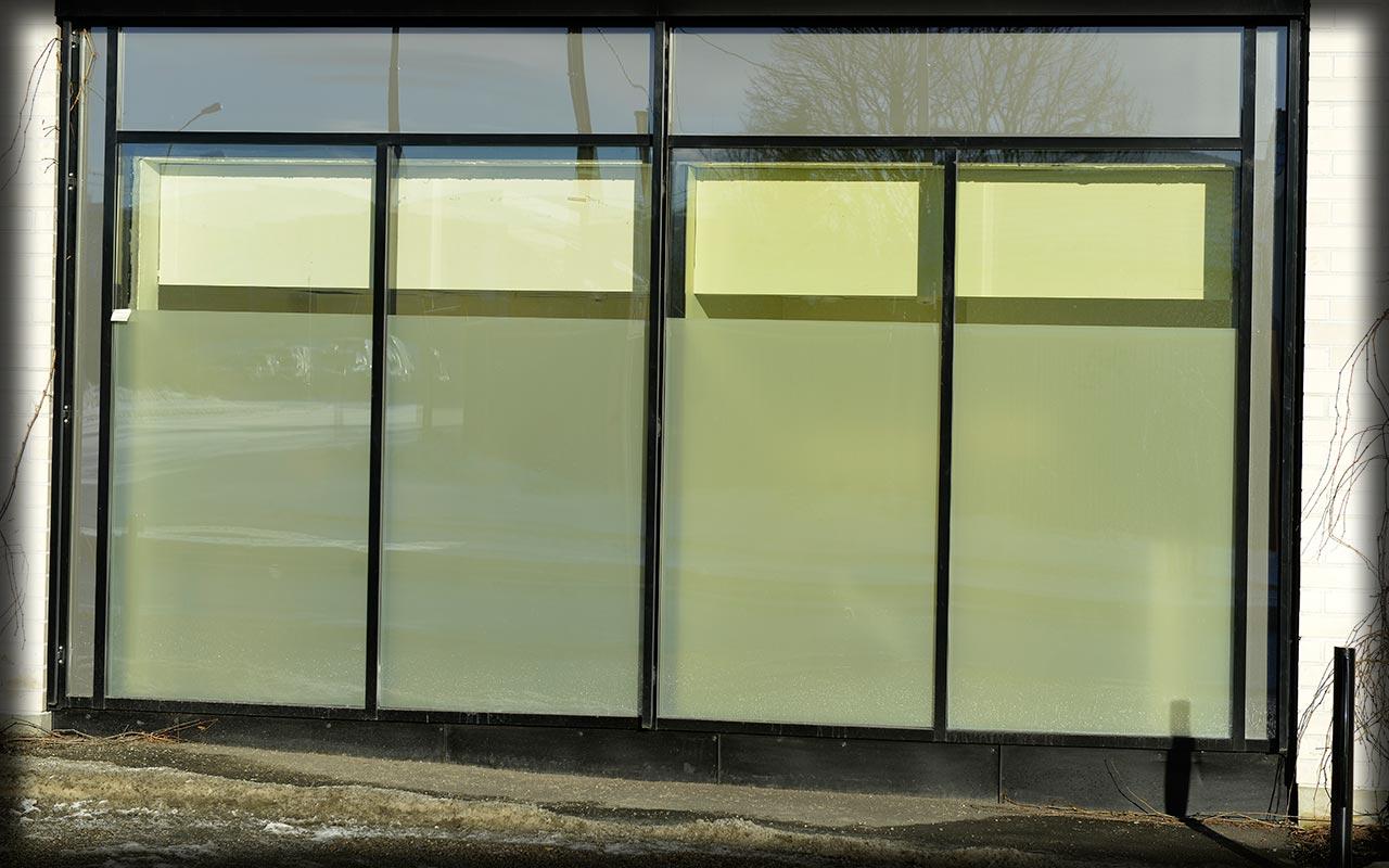 Stilig Printspesialisten | Vindusdekor - forstet folie og klistremerker CH-03