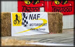 PVC Banner- NAF MotorSport